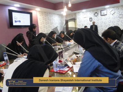 کارگاه آموزشی استفاده هنر در آموزش زبان انگلیسی دانشگاه تهران…